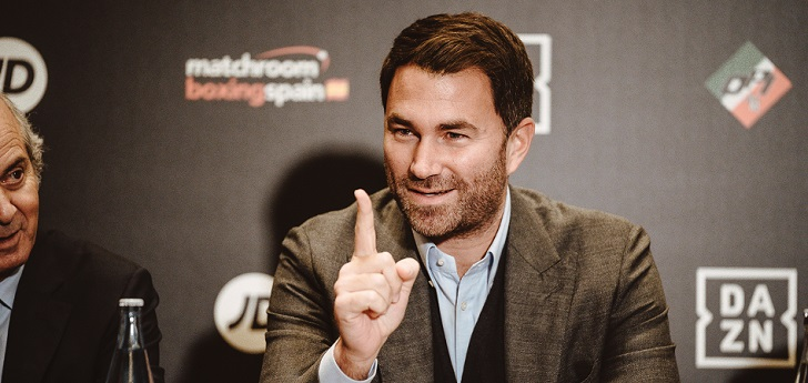 Eddie Hearn (Matchroom Boxing)
