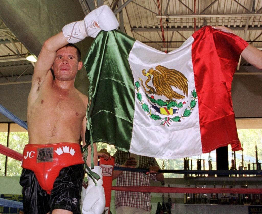 Julio César Chávez (Foto Cortesía)