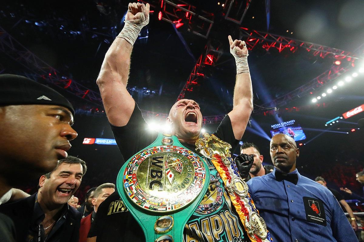 Tyson Fury (WBC)