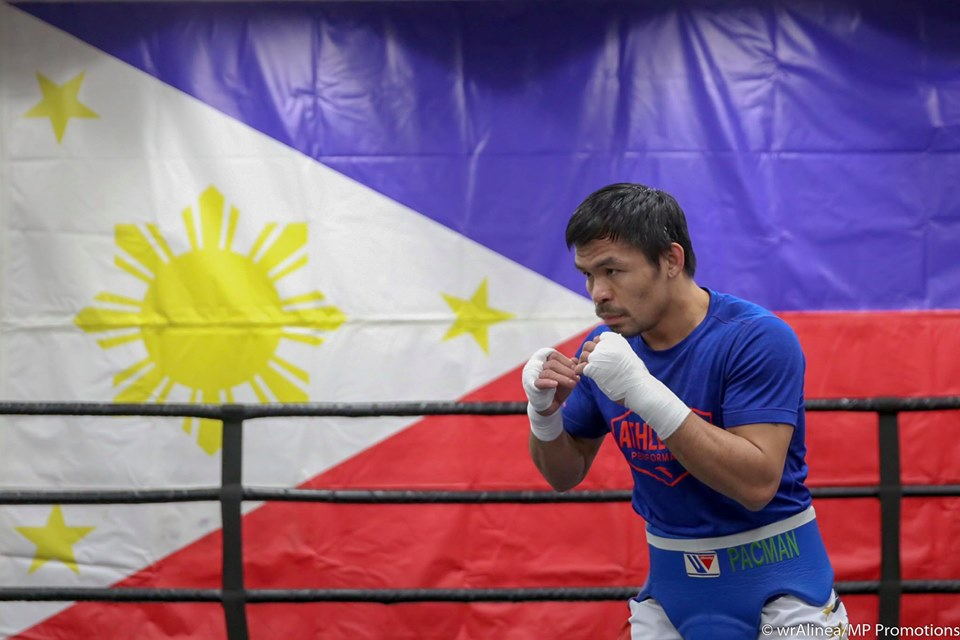 Manny Pacquiao (Photo By MP Promotions)