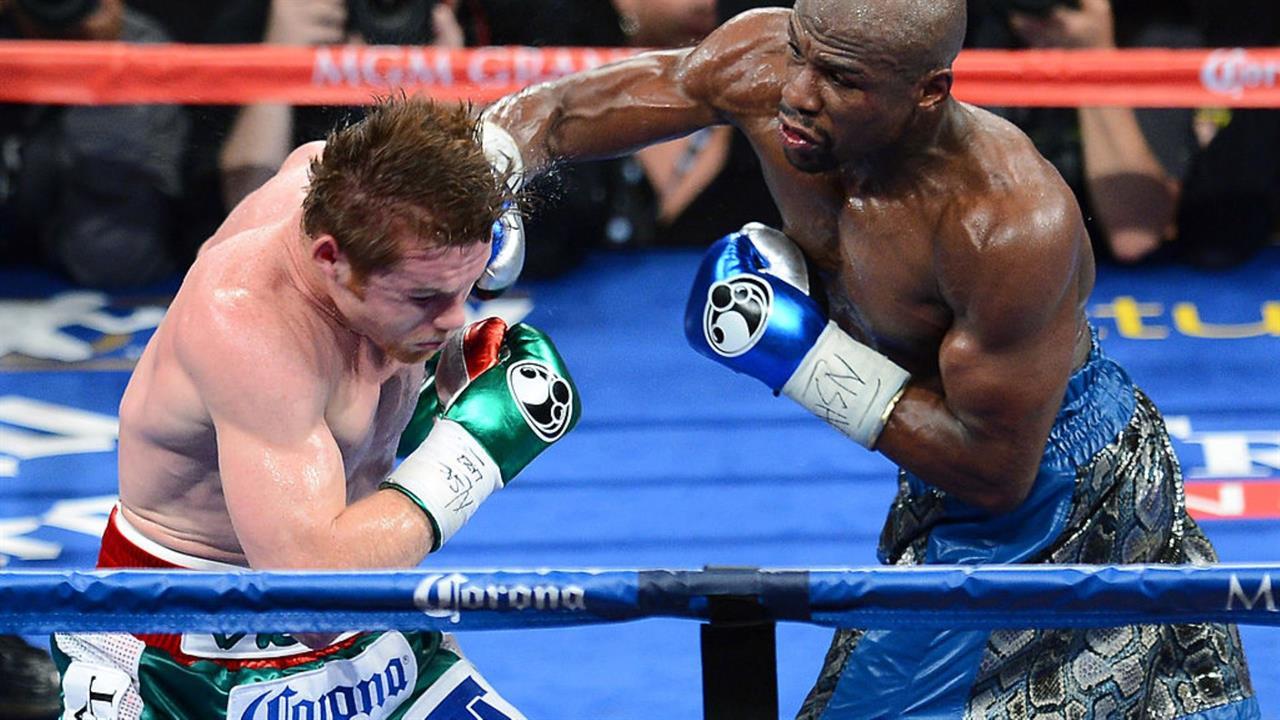 Canelo Álvarez & Floyd Mayweather (Showtime Boxing)