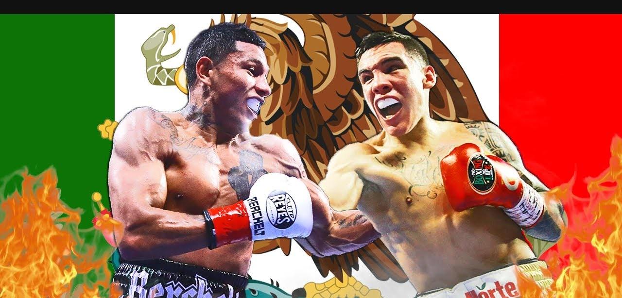Miguel Berchelt & Oscar Valdez (Foto Cortesía)
