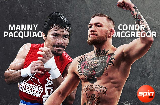 Manny-Pacquiao-Conor-McGregor (Photo By Spin)