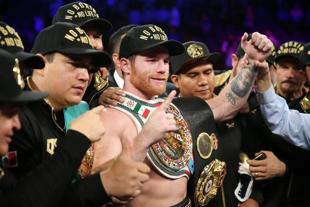Canelo Álvarez (WBC)
