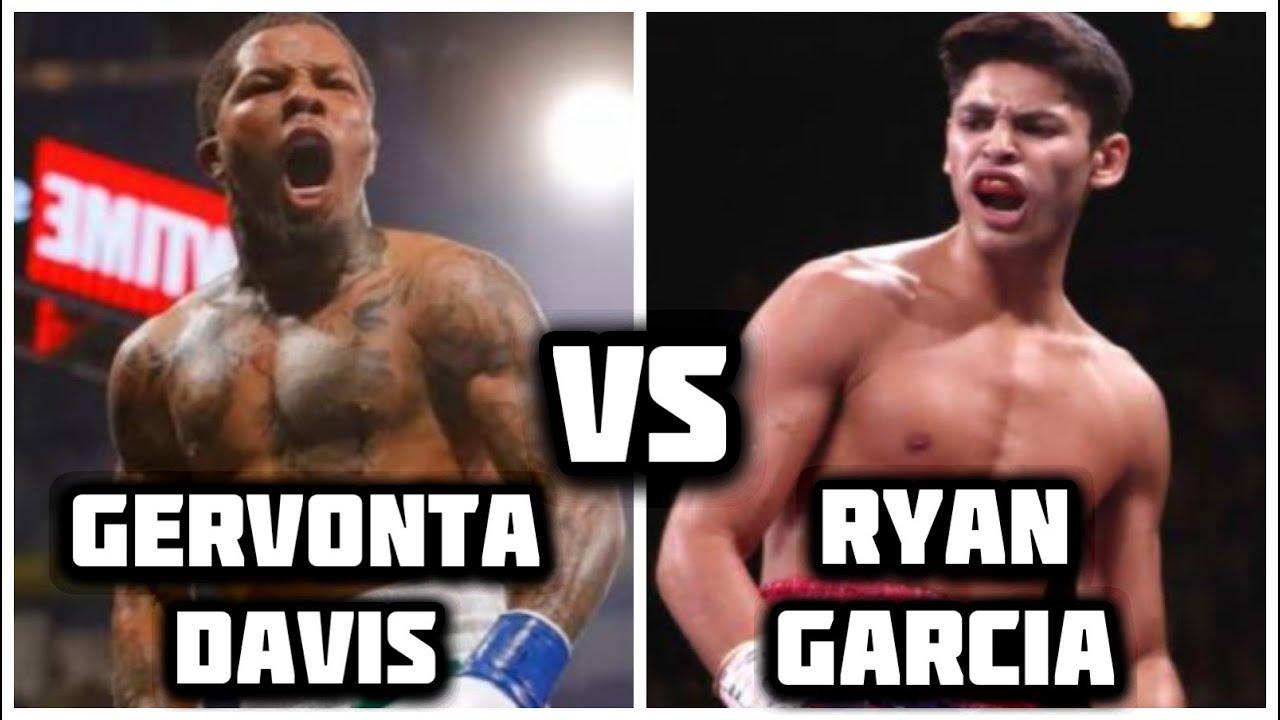 Gervonta Davis & Ryan García 2