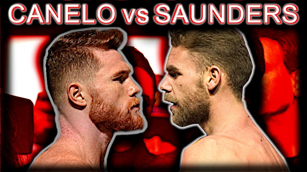 Billy Joe Saunders & Canelo Álvarez 2