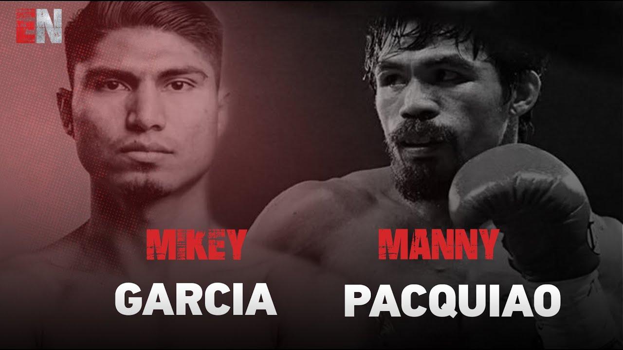 Mikey García & Manny Pacquiao