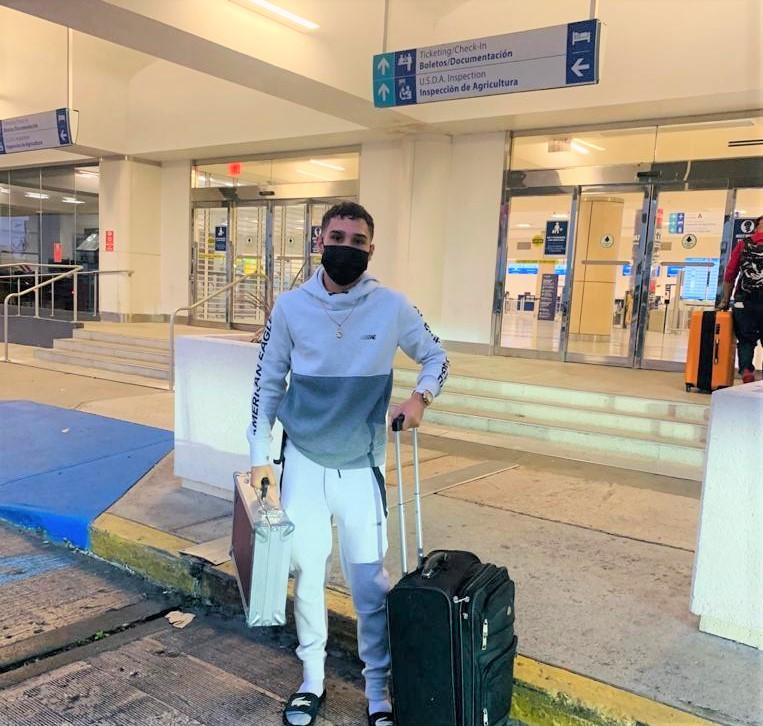 bimbito aeropuerto